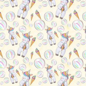 Unicorns on Lemon