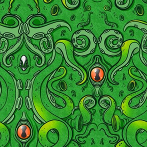 Tentacle Belly 3