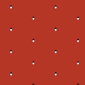 Acorn minimal / Eichel minimal