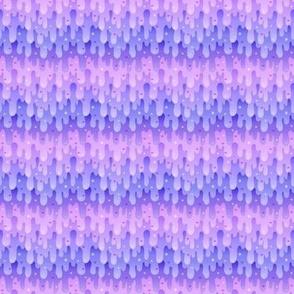 Lavender Slime 1/2 Size