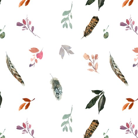 Rwhisper-fall-boho-leaves-and-feathers-white-copy_shop_preview