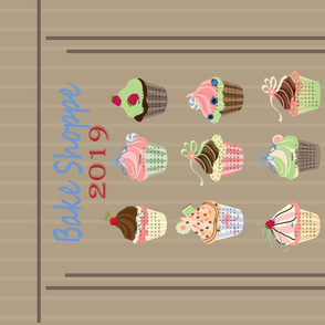 Bake Shoppe Tea Towel-2