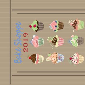 Bake Shoppe Tea Towel-2