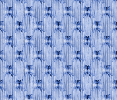 Mt A Stripe Blue fabric by judisjems on Spoonflower - custom fabric