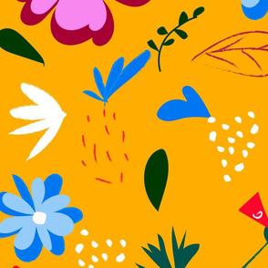 Dança das flores