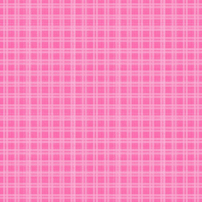 Pink Plaid, Elegant Holiday, small