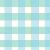 Checkmate in Aqua Glow