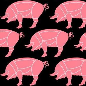 Porcine Parts
