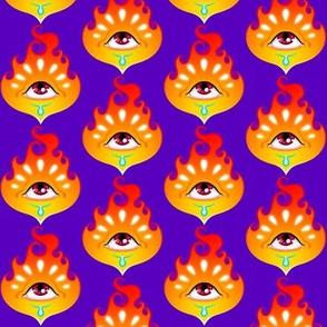 Flaming Eyeballs