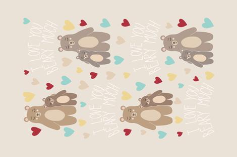 punteatowelfinal-01 fabric by danielamdesigns on Spoonflower - custom fabric