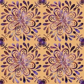 Purple Foil