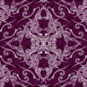 Victorian Era purple