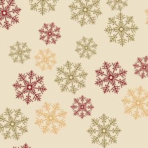 Christmas Snowflakes 2