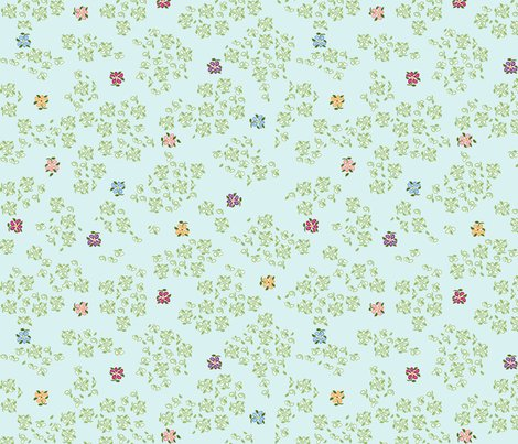 Scattered-floral-single-blue-green-background-1800-d_shop_preview