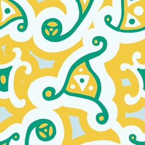Caravan - lemon