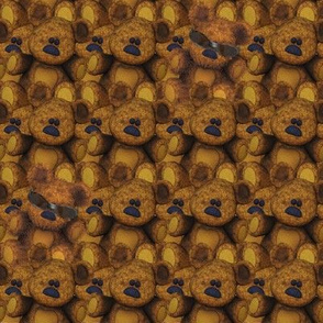 Find The Bad Ass Teddy Bear