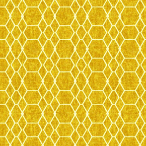 Golden Batik Geometric