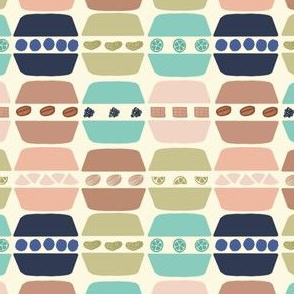 Geometric Macarons