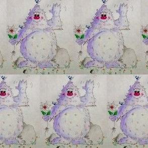Tiny Troll Design by Tammy G Ubach