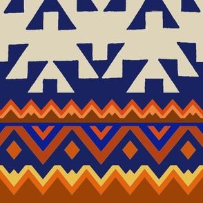 Aztec Table Runner