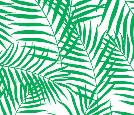 Rgreen-palms-on-white_repeat_shop_preview