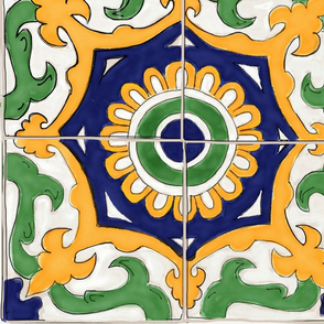 Talavera Table
