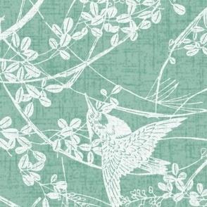 katagami birds_celedon