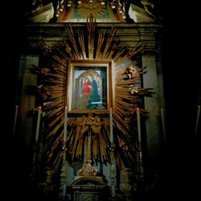 Italian altar