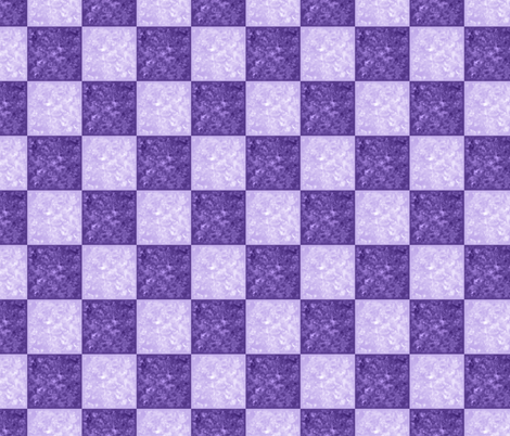 purple marble tiles checkerboard fabric by katz_d_zynes on Spoonflower - custom fabric