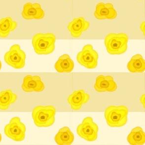 Mustard Poppies