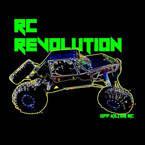 RC Car Revolution Off-road Race Car