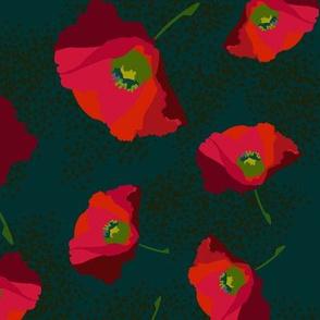 Poppies Small-01 Dark-01