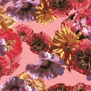 Vibrant Flower Clusters