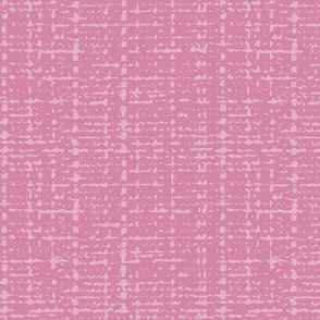 Dusty pink fifties solid barkcloth texture