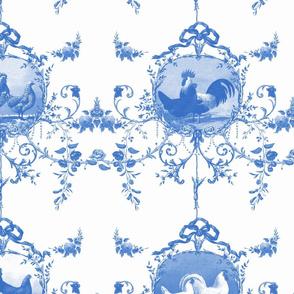 Le Toile de Poulet blueberry