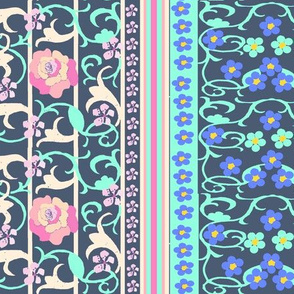 Inspired by Victorian Tapestry