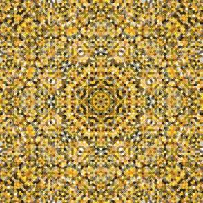 Bumblebee Jasper Mosaic