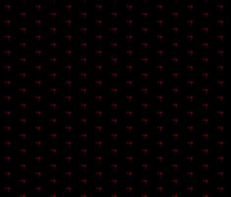 SC Flag Palmetto Moon Gamecock Black Garnet SOUTH CAROLINA fabric by khaus on Spoonflower - custom fabric