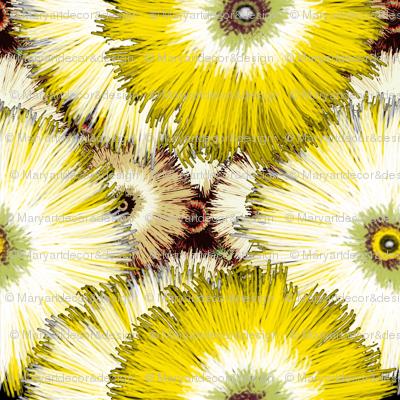 Flowers Pattern. 22
