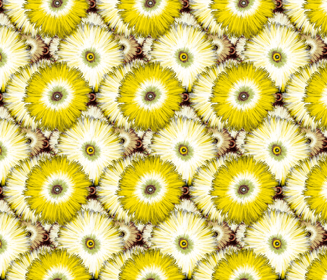 Flowers Pattern. 22 fabric by maryartdecor&design on Spoonflower - custom fabric