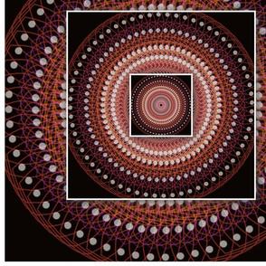 Mandala Squares