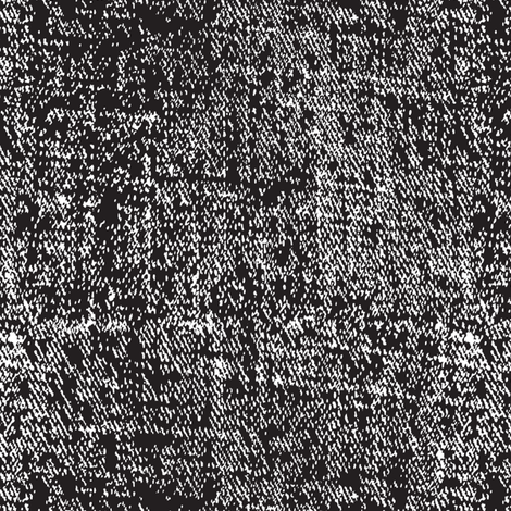 Black White Grunge Woven Texture Neutral Home Decor  _ Miss Chiff Designs  fabric by misschiffdesigns on Spoonflower - custom fabric