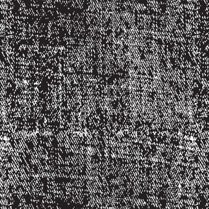 Black White Grunge Woven Texture Neutral Home Decor  _ Miss Chiff Designs