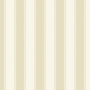 Victorian Stripe - Cream