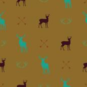 Elk Arrows Antlers-10