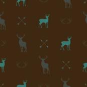 Elk Arrows Antlers-13