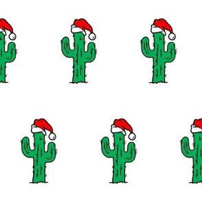 Santa Cactus