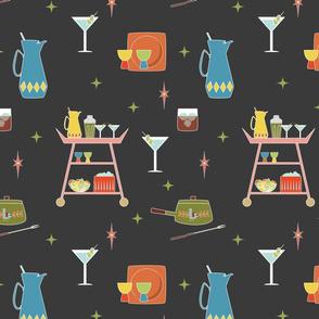 Eras, 1960s: 1960s Cocktail Party