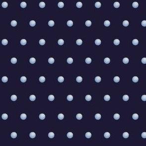 bubbles tiles on navy