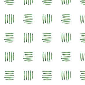 individual palm leaf pattern